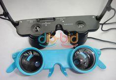 Eyeglass Design 3X Adjustable Binoculars Telescope #4 ERUS