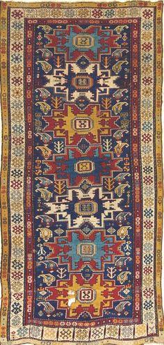 Caucasian rug, Matt Camron gallery