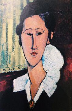 Amedeo Modigliani, Unknown