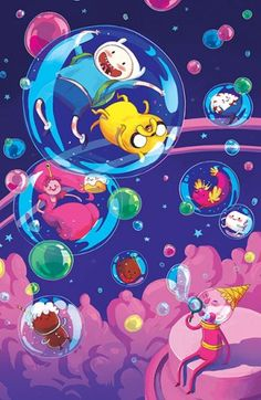 BOOM! Studios - Come Innovate With Us. - BOOM! Studios | Adventure Time comic issue 27