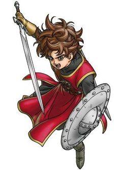 Dragon Quest all classes | dragon quest series character hero dragon quest swords