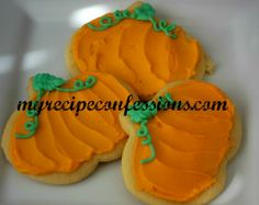 Favorite Sugar Cookie Recipe...I used this recipe and it was good...perfect consistency and not too sweet!