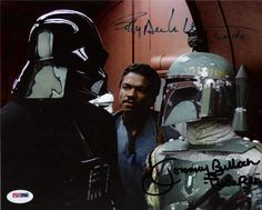 Billy Dee Williams Signed Photo