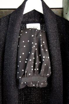 Veste en angora pour finir l'hiver... http://www.saint-e-shopping.com/veste-laine-angora-javotine-saint-etienne