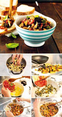 La Cucina Italiana - Ricetta regionale: caponata
