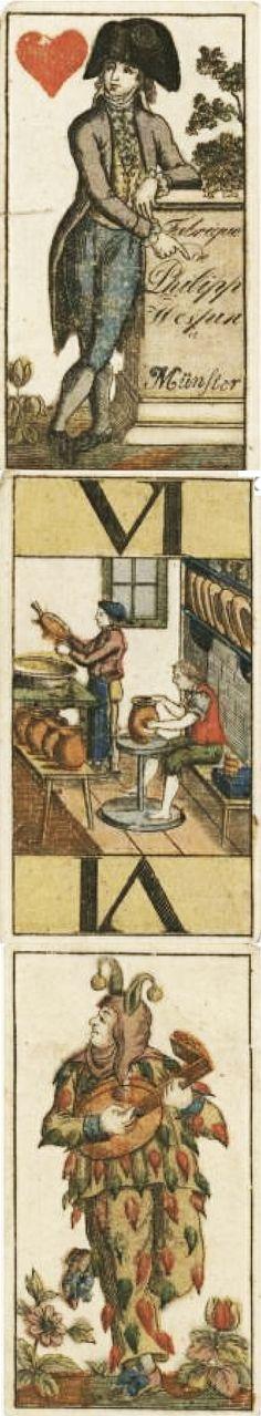 Tarok, 1800's.