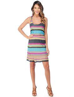 Splendid Official Store, SPLD-6146 Canyon Stripe Dress, splendid.com #splendidsummer
