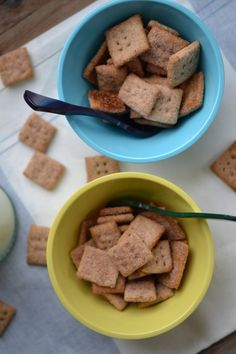 Homemade Gluten-Free Cinnamon Toast Crunch Recipe