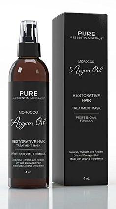 Best Morocco Argan Oil Hair Treatment Mask + FREE BONUS EBOOK - Organic Restorative Hydrating Mask Repairs Dry & Damaged Hair - Intense Leave In Conditioner, Detangler & Moisturizer Restores Natural Shine & Lustre - All Natural Ingredients, Safe For Color Treated Hair - With Continued Use This Effective Masque Will Completely Revitalize Your Hair - 30 Day Guarantee! Pure & Essential Minerals http://www.amazon.com/dp/B00GXBEV0A/ref=cm_sw_r_pi_dp_mhIEub1K65J1X
