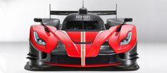 Make It, Make It Now: This Ferrari LMP1 Concept Sketch Is Absolutely Perfect - WTF1