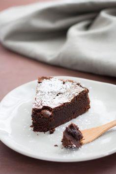 Fondant au chocolat de Suzy