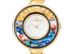 FREYWILLE #elegant #timeless #artistic #design #watch.