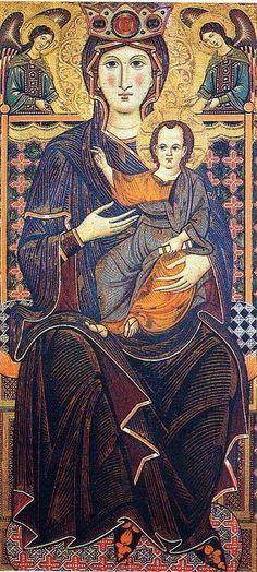 Meliore di Jacopo, Madonna and Child, c 1270-75