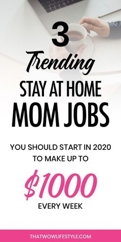 Stay at home mom jobs that make extra money from home that pay well, Legit stay at home jobs for moms that pay well to make extra money from home fast Legit Work From Home, Legitimate Work From Home, Work From Home Tips, Online Jobs For Moms, Legit Online Jobs, Online Work, Online Blog, Earn Money From Home, Make Money Online