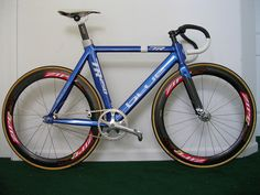 More of a pro type bike.