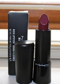 MAC Mineralize Lipstick in Lush Life