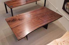 Urban Hardwoods® Seattle, walnut dining table