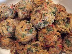 Garden Fresh Meatballs