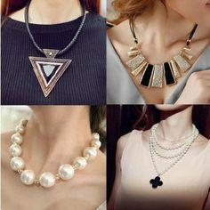designer necklaces & pendants