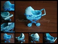 FunQuilling: Quilling 3D
