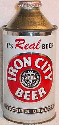 Iron City Beer (Pittsburgh, PA)