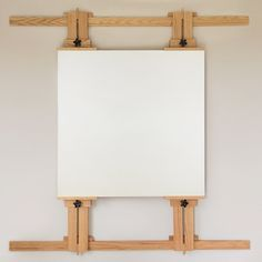 66 Inch Wall Easel by Paper Bird Studio.
