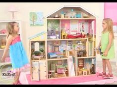 How to buy a Barbie doll house | Kids Ideas
