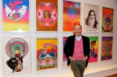 Peter Max exhibit at Nassau County Museum