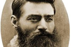 "Edward ""Ned"" Kelly was an Irish Australian bushranger. He is considered by some to be merely a cold-blooded killer, while others consider him to be a folk hero and symbol of Irish Australian resistance against the Anglo-Australian ruling class."