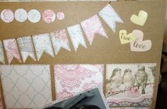 Página Scrapbooking 30,5 X 30,5 - True love
