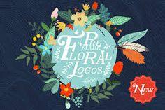 Resultado de imagen para floral logo