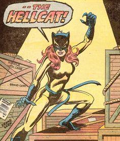 The Hellcat! dammit