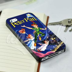 Fly with Peter Pan Disney for iPhone 5/5c/6/6 Plus Hard Case #UnbrandedGeneric