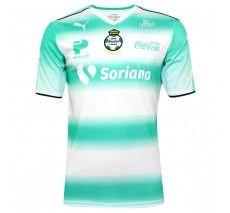 Puma Santos Laguna Home Jersey 16/17