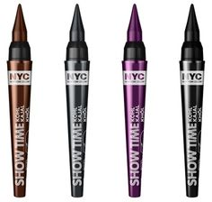Nouveau Cheap: New 2016 NYC New York Color Products: Matte Lip Lacquers, Tinted Lip Balms, Kohl Kajal Liners and More