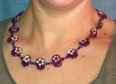 Custom Glass Necklaces by KEI GLASS   Hatch.co