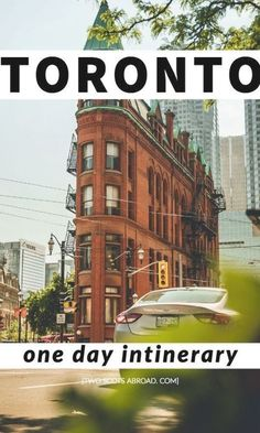 How to spend 1 day in Toronto | best things to do in Toronto in 1 day | what to do in Toronto | Toronto itinerary for 1 day | Toronto travel tips #Toronto #CanadaBucketList #Travel Alberta Canada, Canada Travel, Travel Usa, Backpacking Canada, Travel Guides, Travel Tips, Canada Vancouver, Canada Destinations, Vacation Destinations