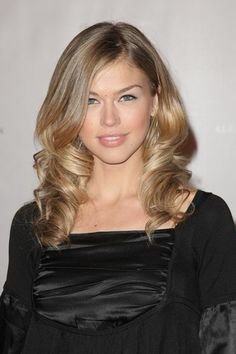 Adrianne Palicki Photos Photos - Actress Adrianne Palicki attends the McQ Alexander McQueen for Target launch party at St. John's Center on February 13, 2009 in New York City. (Photo by Neilson Barnard/Getty Images) * Local Caption * Adrianne Palicki - Duplicate: McQ Alexander McQueen for Target Launch Party