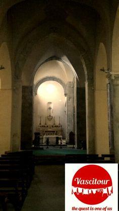 Chiesa di San Giovanni a mare nei pressi del Borgo Orefici. Napoli