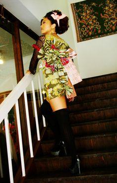kimono show 2013  glamdy.com
