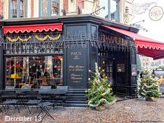 Boulangerie Paul, Lille, France (via The Good Life France)