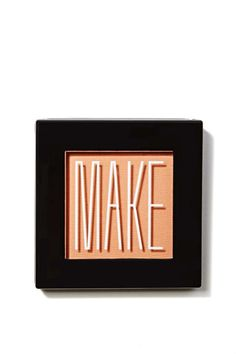 MAKE Matte Finish Blush - Ochre | Shop Accessories at Nasty Gal!
