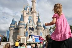 A toddler-centered Disney World trip plan