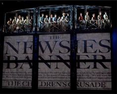 """""""Once and for all we won't carry no banners that don't spell freedom!"""""""