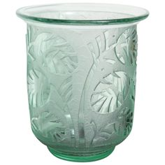 Daum Nancy Art Deco Vase | From a unique collection of antique and modern vases at http://www.1stdibs.com/furniture/dining-entertaining/vases/