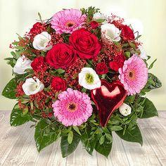 Ti amo! #Valentinstag #Valentins #Blumen #Geschenke #Deko