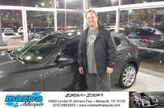 https://flic.kr/p/FUGgJJ | #HappyBirthday to Patrick from Randy Leyva at Mazda of Mesquite! | deliverymaxx.com/DealerReviews.aspx?DealerCode=B979
