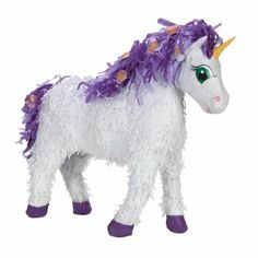 Unicorn Pinata - I need to find this for Elise's family party!