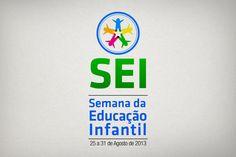 Semana da Educação Infantil 2013 by Renato Castilho, via Behance
