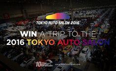 Win A Trip To The 2016 Tokyo Auto Salon On 10thCivicForum.com! - 10th Gen Civic Forum